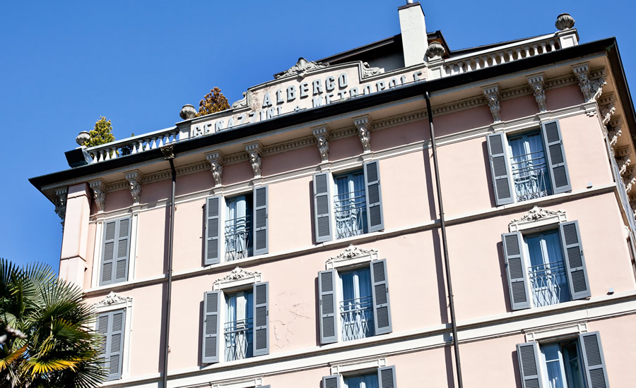 Hotel Metropole Bellagio Lake Como Official Site Best