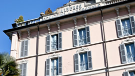 Albergo Metropole Bellagio - Building